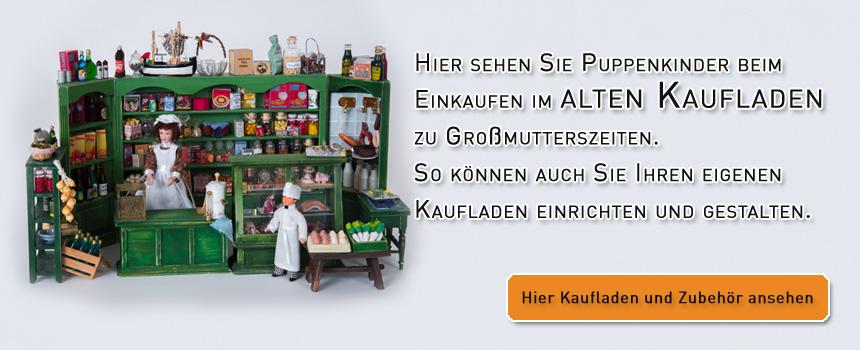 Grüner Kaufladen